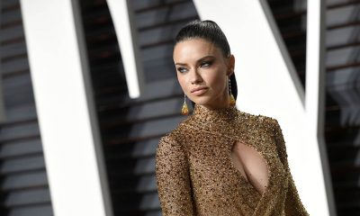 Mandatory Credit: Photo by Stewart Cook/REX/Shutterstock (8435008qt) Adriana Lima Vanity Fair Oscar Party, Los Angeles, USA - 26 Feb 2017